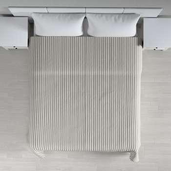 Einfacher Überwurf 260 x 210 cm von der Kollektion Quadro, Stoff: 136-12