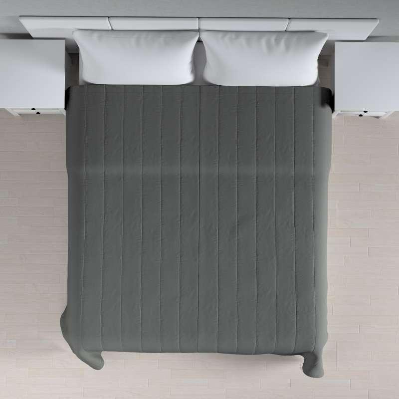 Prehoz na posteľ jednoduchý V kolekcii Quadro, tkanina: 136-14