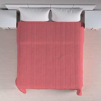 Prehoz na posteľ jednoduchý 260 x 210 cm V kolekcii Quadro, tkanina: 136-15
