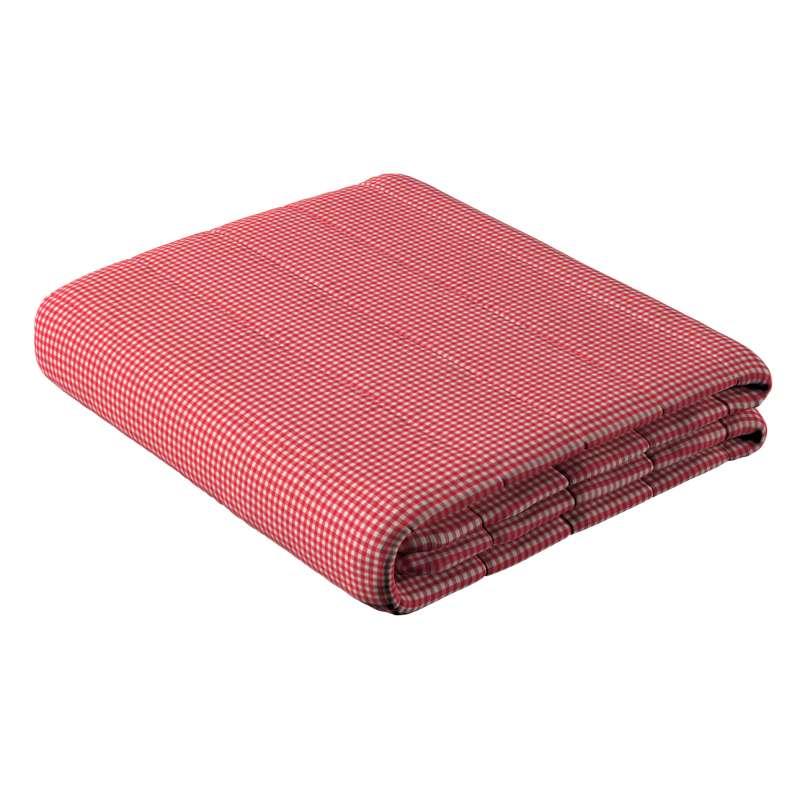 Prehoz na posteľ jednoduchý V kolekcii Quadro, tkanina: 136-15