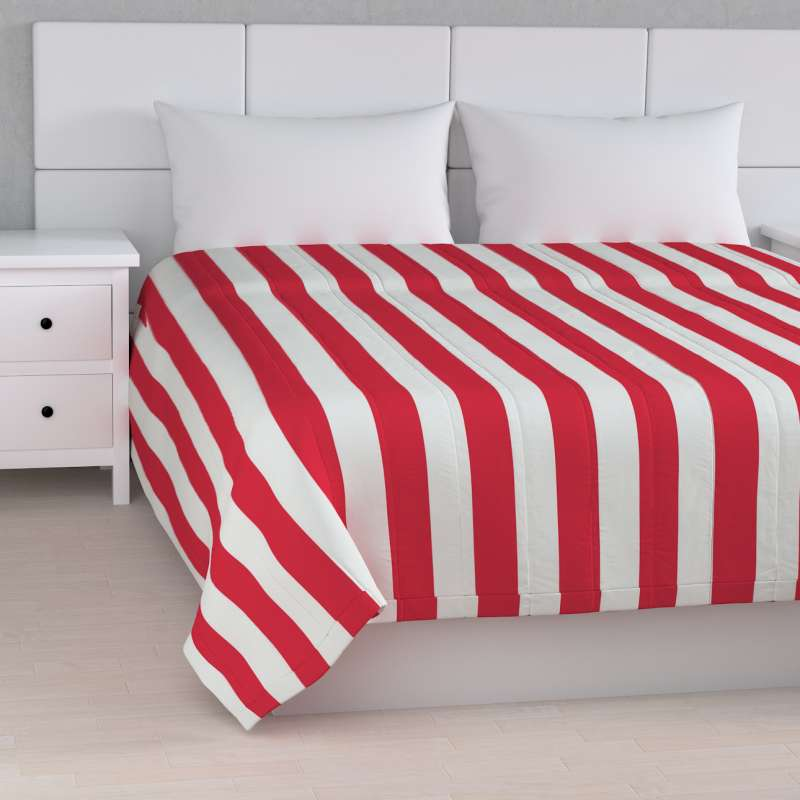Stripe quilted throw in collection Comics/Geometrical, fabric: 137-54