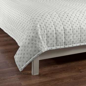 Stripe quilted throw in collection Ashley, fabric: 137-68