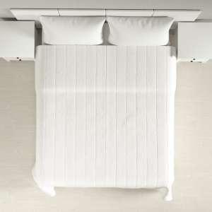 Narzuta pikowana w pasy szer.260 x dł.210 cm w kolekcji Cotton Panama, tkanina: 702-34