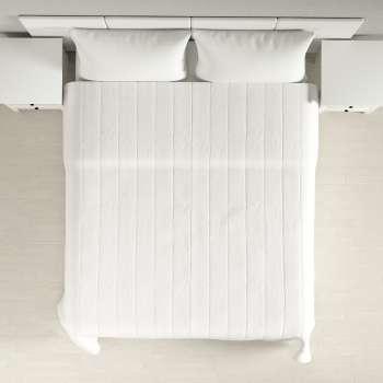 Sengeteppe quiltet<br/>10cm striper