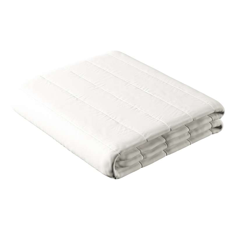 Tagesdecke mit Streifen-Steppung von der Kollektion Cotton Panama, Stoff: 702-34