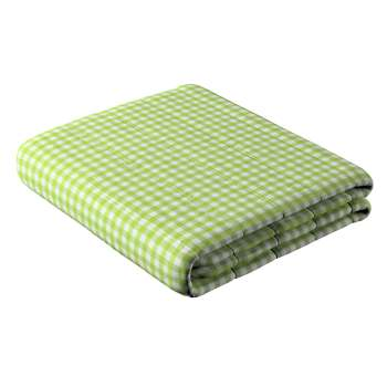 Stripe quilted throw in collection Quadro, fabric: 136-34