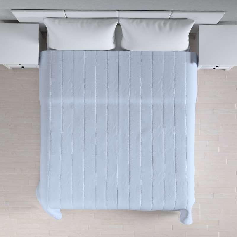 Sengeteppe quiltet<br/>10cm striper fra kolleksjonen Loneta, Stoffets bredde: 133-35