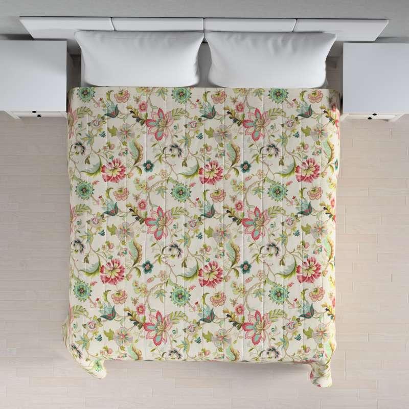 Prehoz na posteľ jednoduchý V kolekcii Londres, tkanina: 122-00