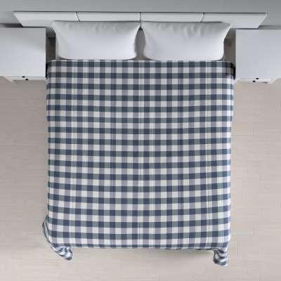 Prehoz  s pozdĺžným prešívaním V kolekcii Quadro, tkanina: 136-03