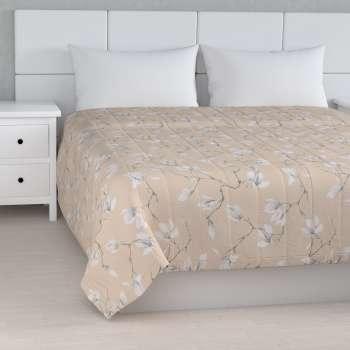 Sengetæppe quiltet<br/>10cm striber 120g/m 260 x 210 cm fra kollektionen Flowers, Stof: 311-12