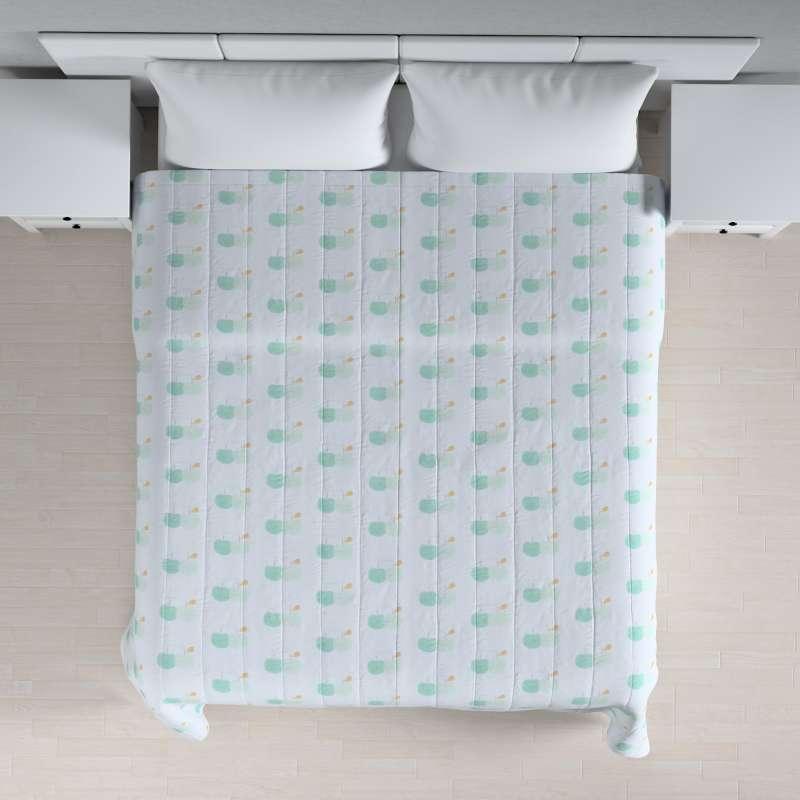 Prehoz na posteľ jednoduchý V kolekcii Apanona, tkanina: 151-02