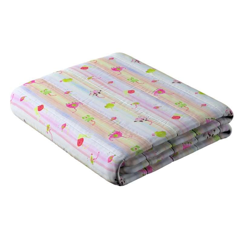 Prehoz na posteľ jednoduchý V kolekcii Apanona, tkanina: 151-05