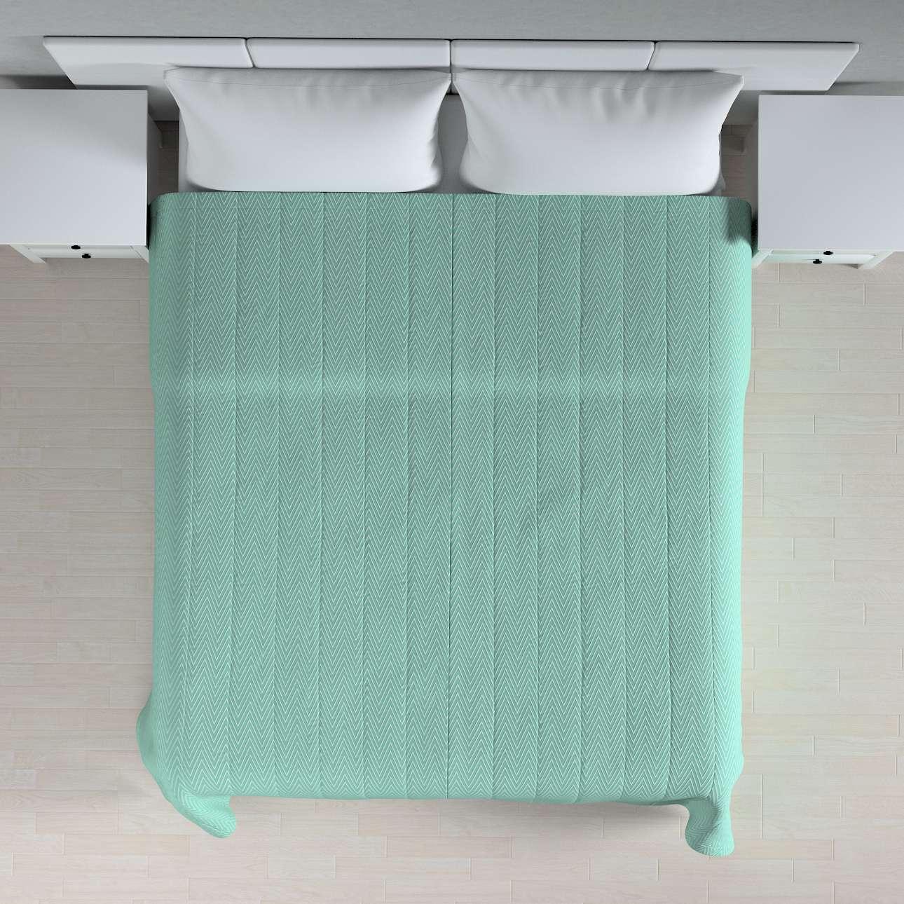 Prehoz na posteľ jednoduchý 260 x 210 cm V kolekcii Brooklyn, tkanina: 137-90