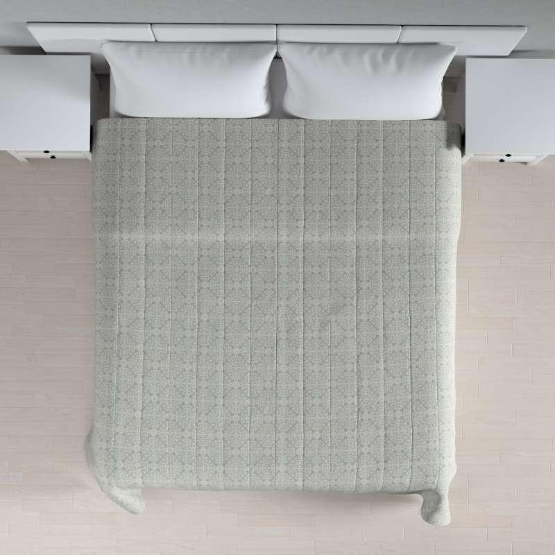 Prehoz na posteľ jednoduchý V kolekcii Flowers, tkanina: 140-38