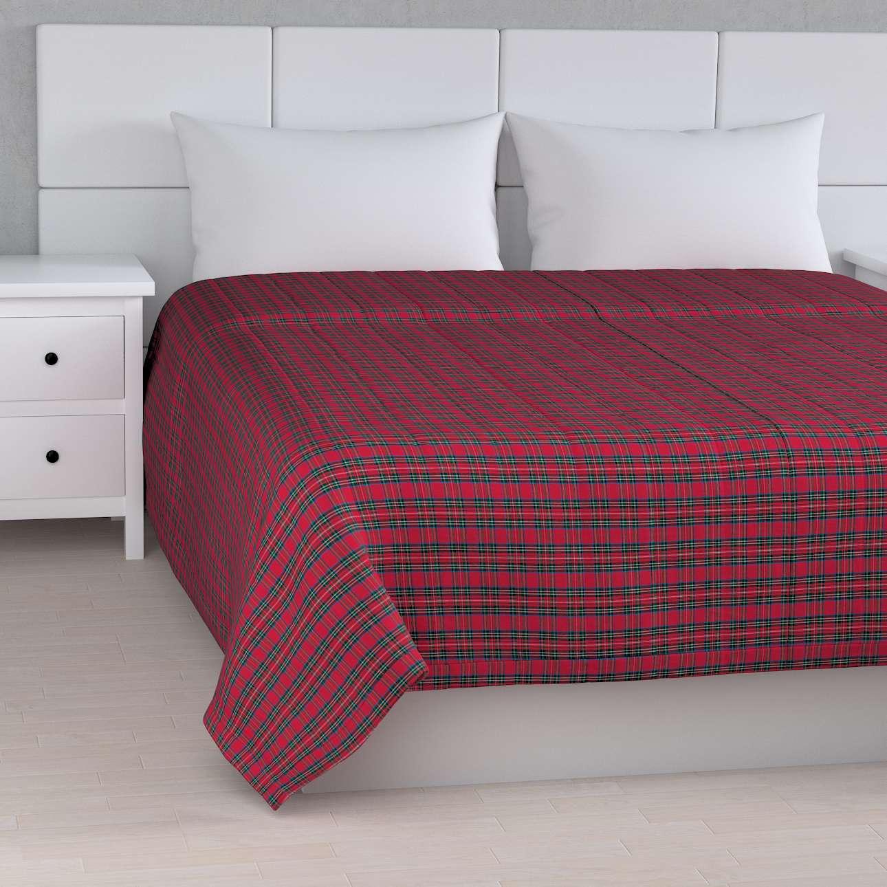 Prehoz na posteľ jednoduchý V kolekcii Bristol, tkanina: 126-29