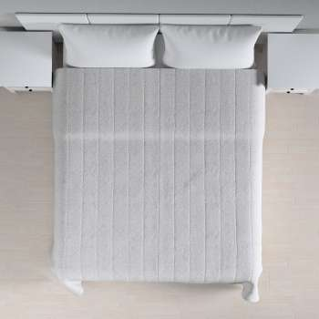 Sengetæppe quiltet<br/>10cm striber 120g/m 260 x 210 cm fra kollektionen Venice, Stof: 140-49