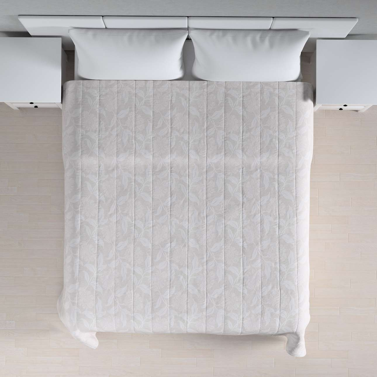 Prehoz na posteľ jednoduchý V kolekcii Venice, tkanina: 140-51