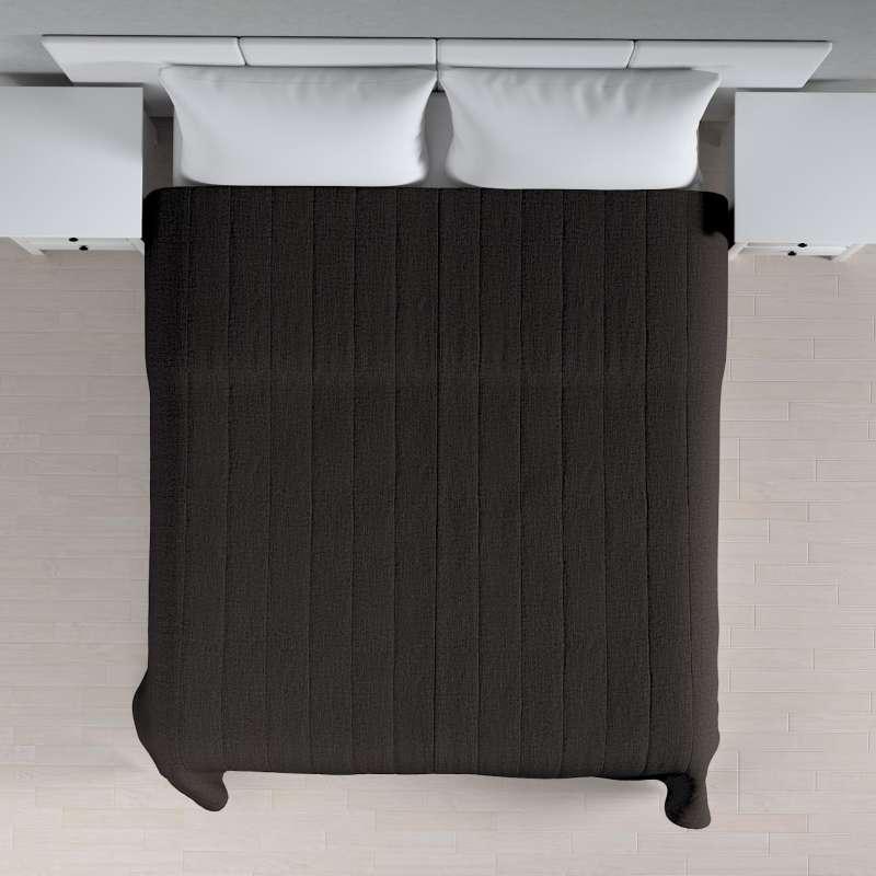Sengeteppe quiltet<br/>10cm striper fra kolleksjonen Etna - Ikke for gardiner, Stoffets bredde: 702-36
