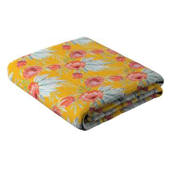 Stripe quilted throw in collection New Art, fabric: 141-58