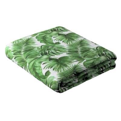 Narzuta pikowana w pasy w kolekcji Urban Jungle, tkanina: 141-71