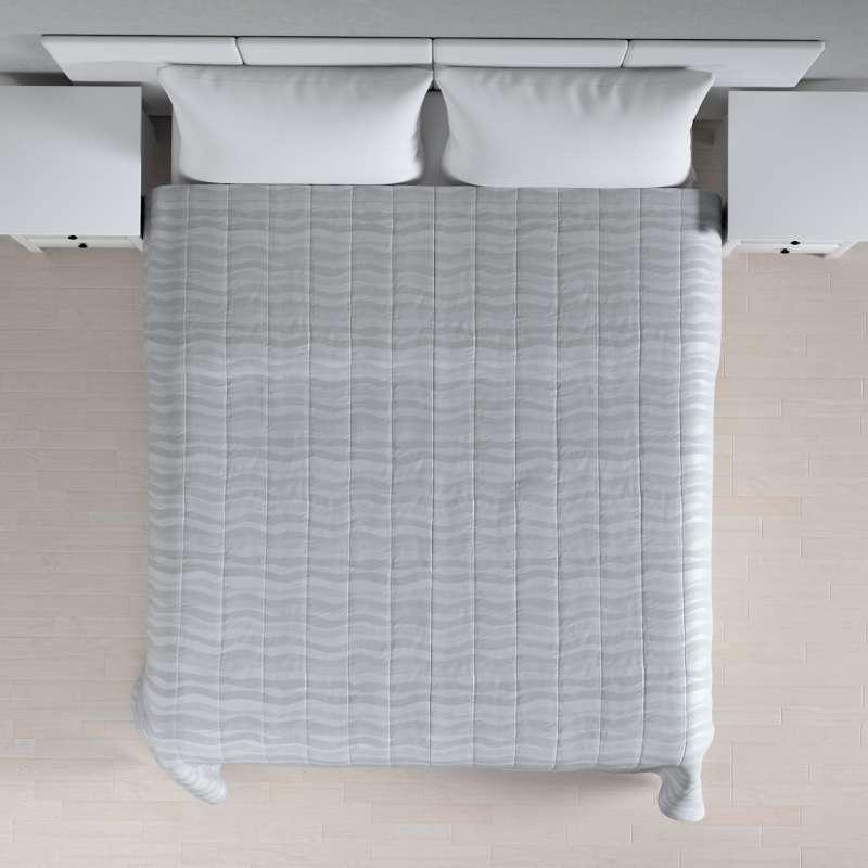 Prehoz na posteľ jednoduchý V kolekcii Damasco, tkanina: 141-72