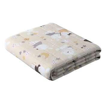 Narzuta pikowana w pasy w kolekcji Adventure, tkanina: 141-85