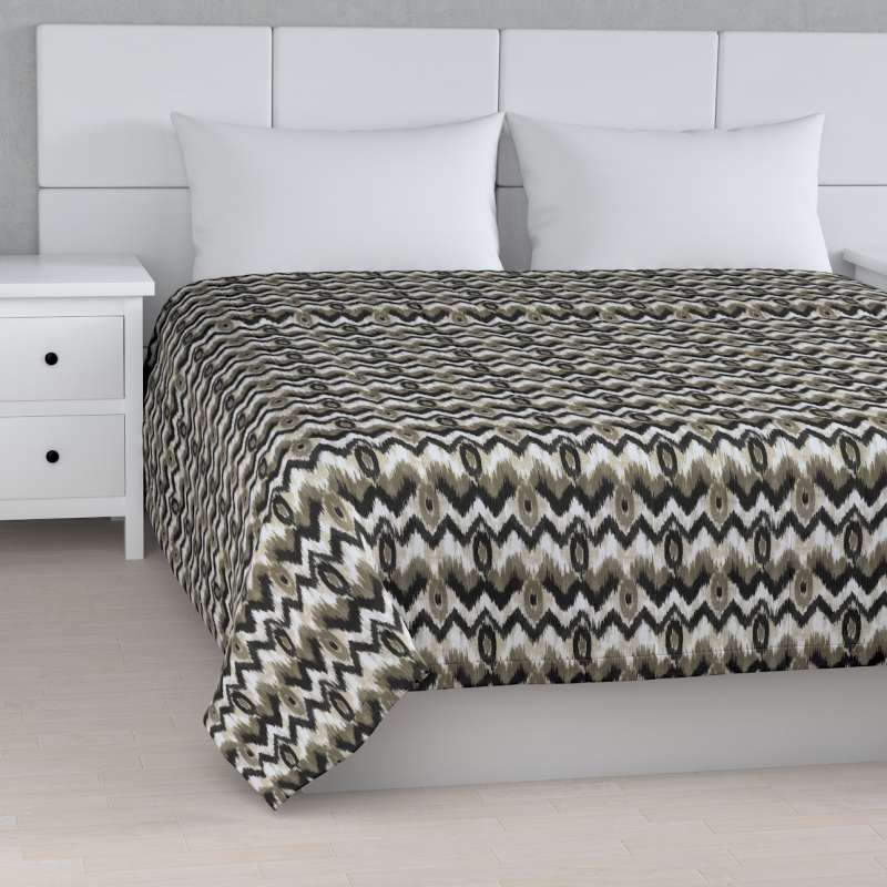 Stripe quilted throw in collection Modern, fabric: 141-88