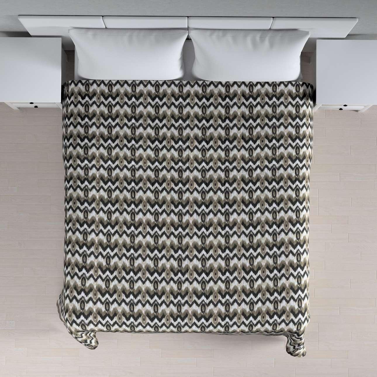 Prehoz  s pozdĺžným prešívaním V kolekcii Modern, tkanina: 141-88