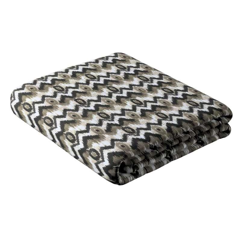 Sengetæppe quiltet<br/>10cm striber fra kollektionen Modern, Stof: 141-88