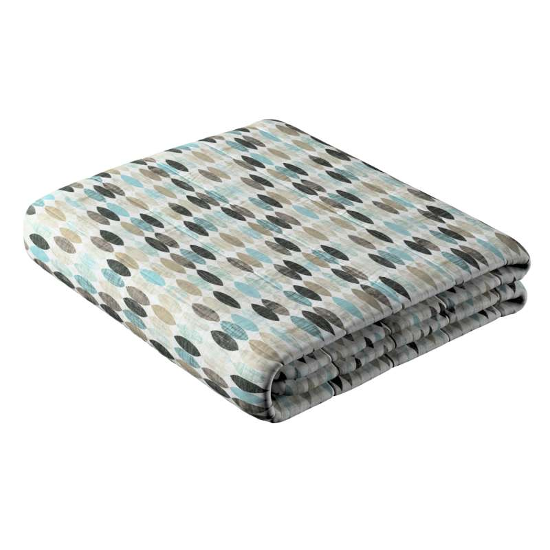 Stripe quilted throw in collection Modern, fabric: 141-91