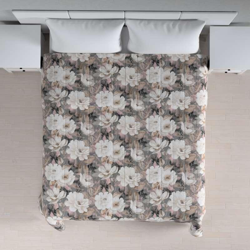 Prehoz  s pozdĺžným prešívaním V kolekcii Gardenia, tkanina: 142-13