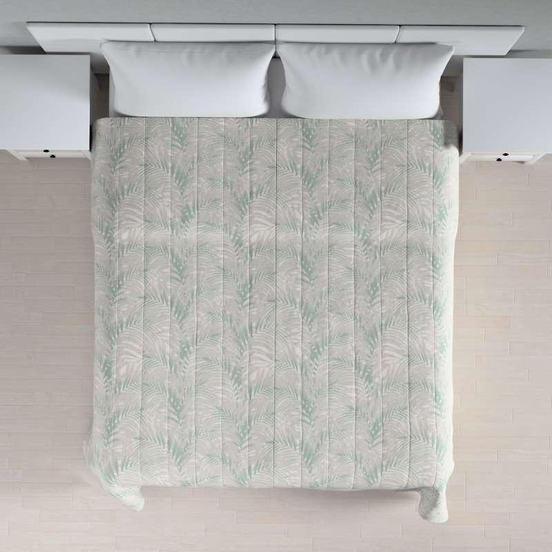 Prehoz  s pozdĺžným prešívaním V kolekcii Gardenia, tkanina: 142-15