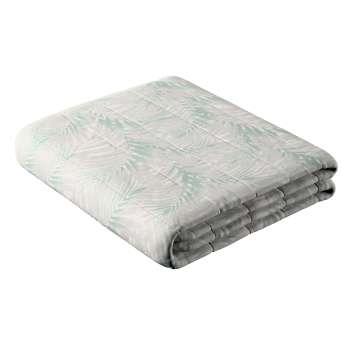 Sengetæppe quiltet<br/>10cm striber fra kollektionen Gardenia, Stof: 142-15