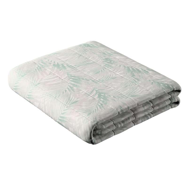 Sengeteppe quiltet<br/>10cm striper fra kolleksjonen Gardenia, Stoffets bredde: 142-15