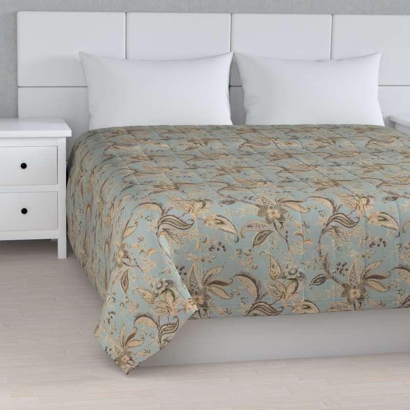 Prehoz na posteľ jednoduchý V kolekcii Gardenia, tkanina: 142-18