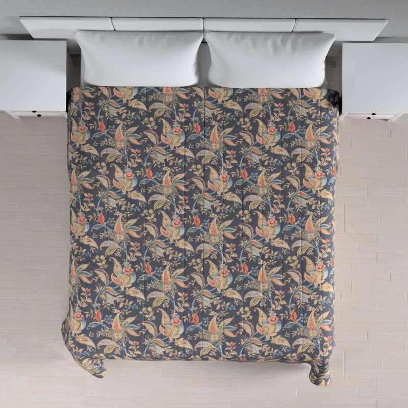 Päiväpeitto tikattu raidat mallistosta Gardenia, Kangas: 142-19