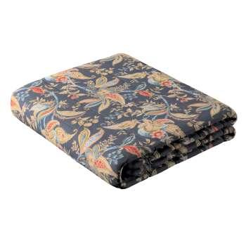 Sengetæppe quiltet<br/>10cm striber fra kollektionen Gardenia, Stof: 142-19