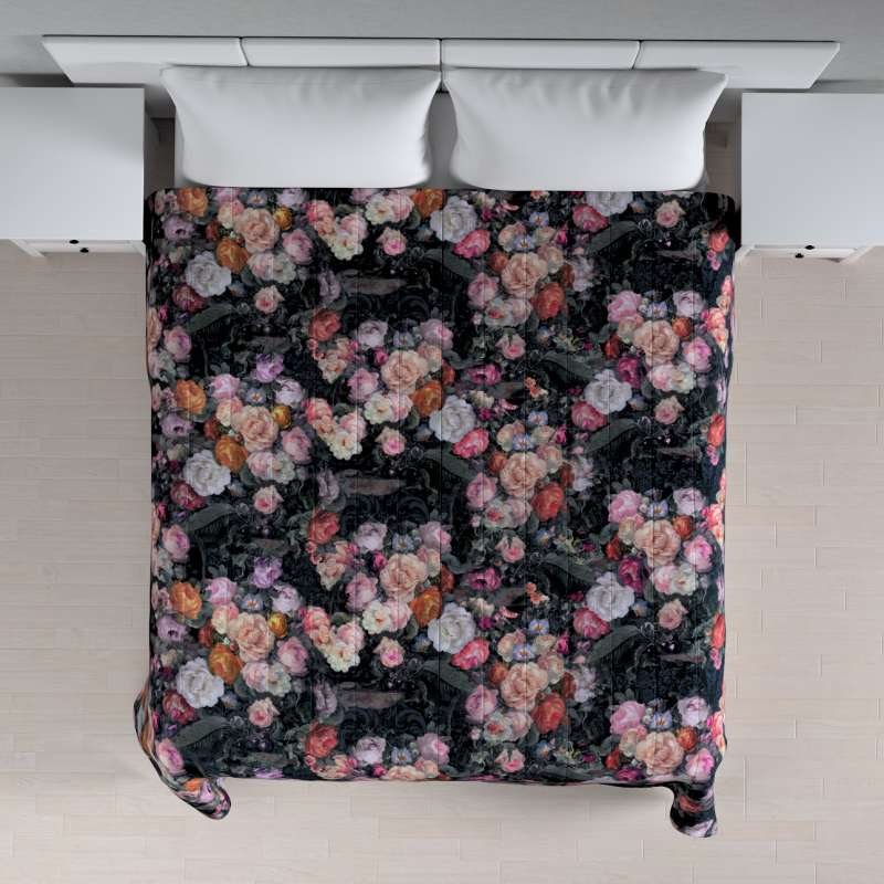 Prehoz na posteľ jednoduchý V kolekcii Gardenia, tkanina: 161-02