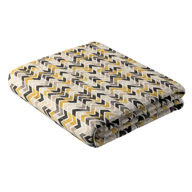 Stripe quilted throw in collection Modern, fabric: 142-79
