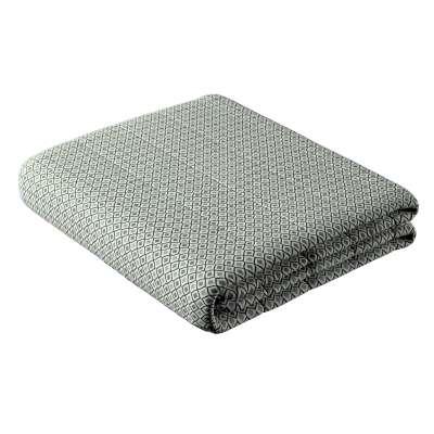 Prehoz  s pozdĺžným prešívaním V kolekcii Black & White, tkanina: 142-76