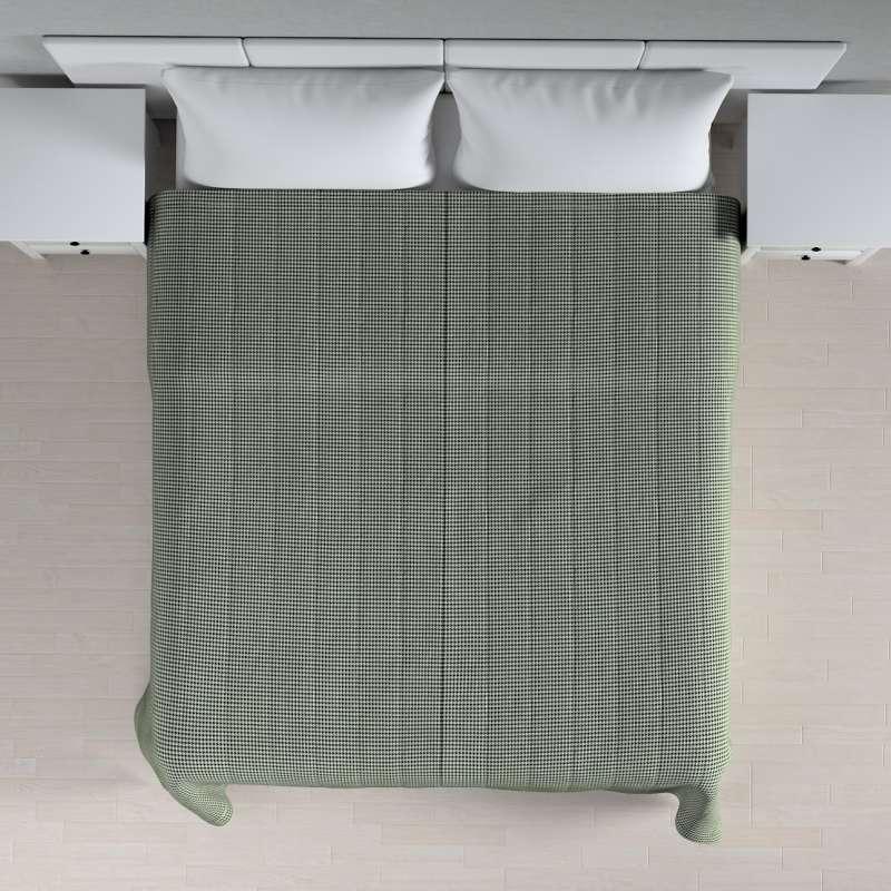 Prehoz na posteľ jednoduchý V kolekcii Black & White, tkanina: 142-77