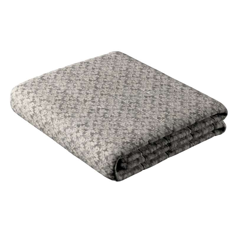 Stripe quilted throw in collection Retro Glam, fabric: 142-83