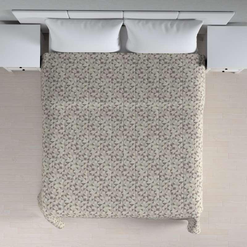 Prehoz  s pozdĺžným prešívaním V kolekcii Retro Glam, tkanina: 142-85