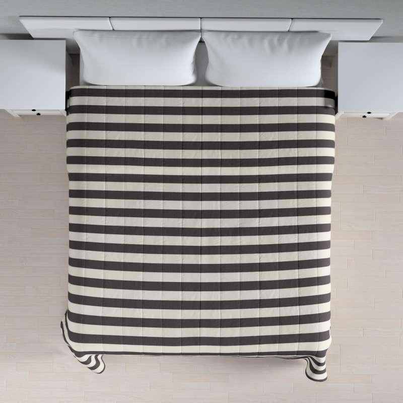 Prehoz na posteľ jednoduchý V kolekcii Quadro, tkanina: 142-72
