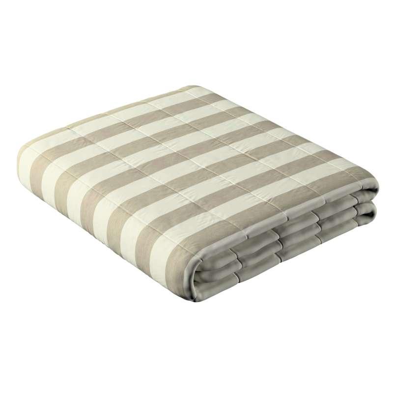 Prehoz na posteľ jednoduchý V kolekcii Quadro, tkanina: 142-73