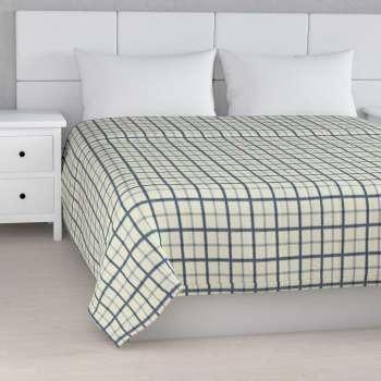 Sengeteppe quiltet<br/>10cm striper fra kolleksjonen Avinon, Stoffets bredde: 131-66