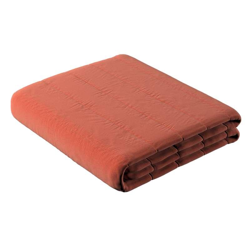 Tagesdecke mit Streifen-Steppung von der Kollektion Ingrid, Stoff: 705-37