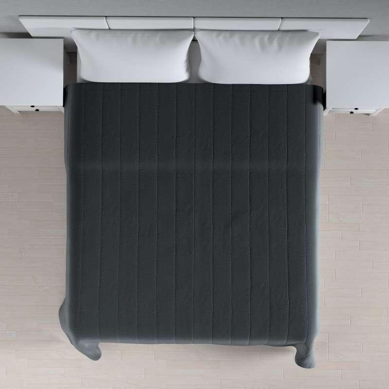 Sengeteppe quiltet<br/>10cm striper fra kolleksjonen Ingrid, Stoffets bredde: 705-43