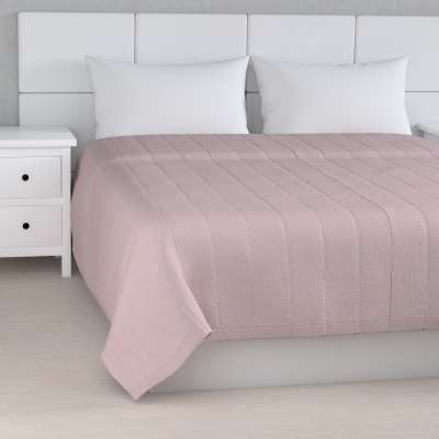 Stripe quilted throw 704-51 pastel pink Collection Amsterdam