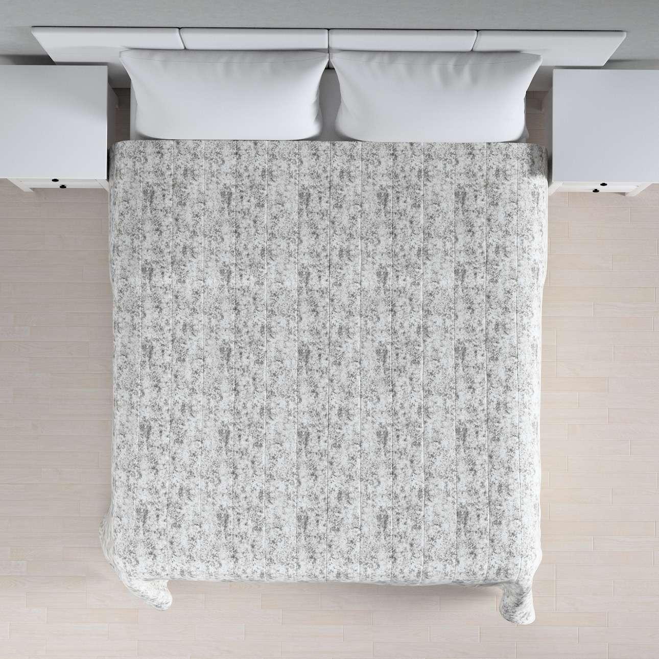 Prehoz  s pozdĺžným prešívaním V kolekcii Velvet, tkanina: 704-49